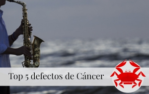Top 5 defectos de Cáncer