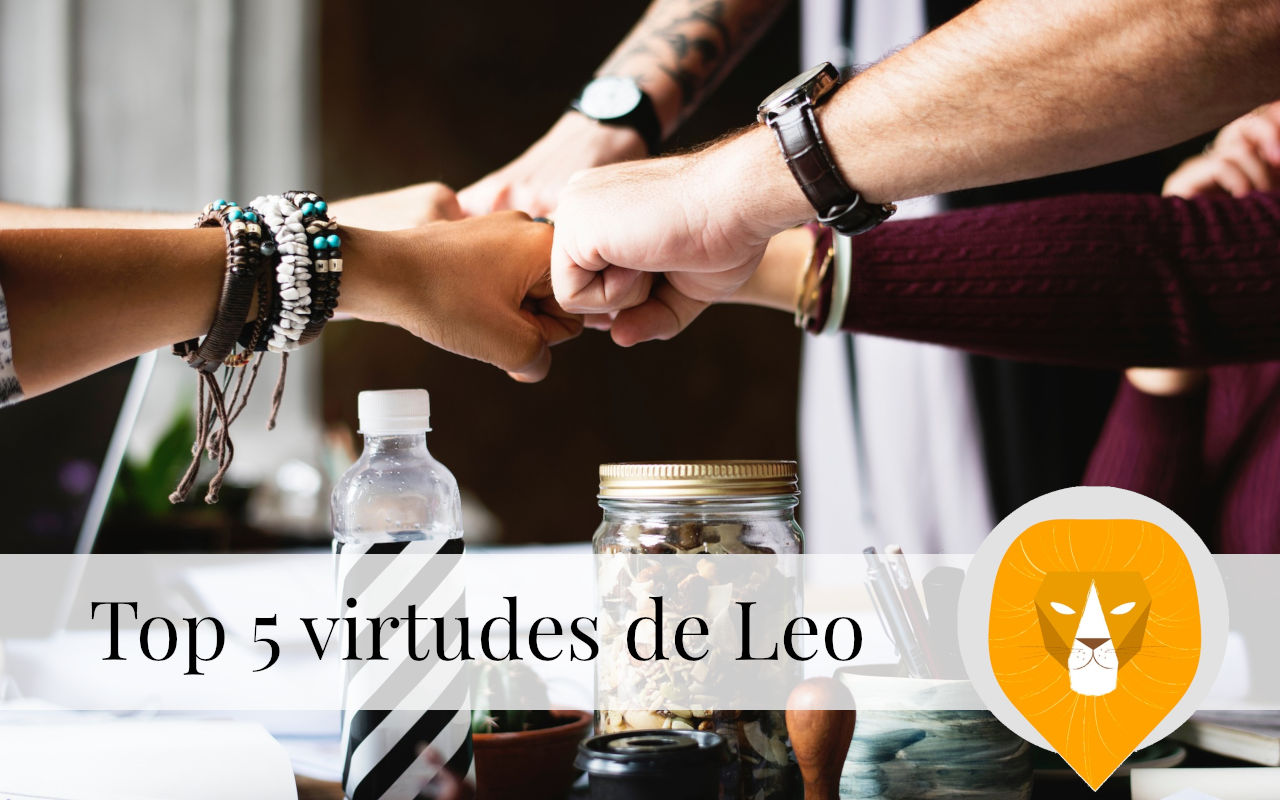 Top 5 virtudes de Leo